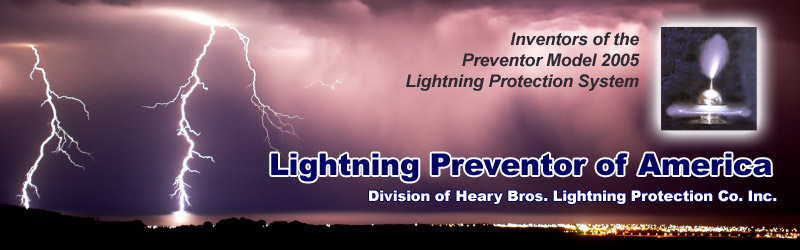 LINK TO: LightningPreventor.com Home Page.